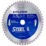 Evolution 10 inch Circular Saw Blade - Steel