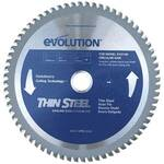 Evolution 7 inch Circular Saw Blade - Thin Steel