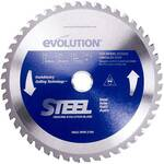 Evolution 9 inch Circular Saw Blade - Mild Steel