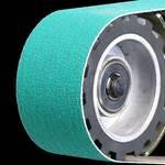 2 x 36, 180 grit 3M Aluminum Zirconia Belt